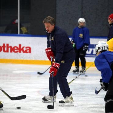 Harijs Vitolins Hockey camp 2019!