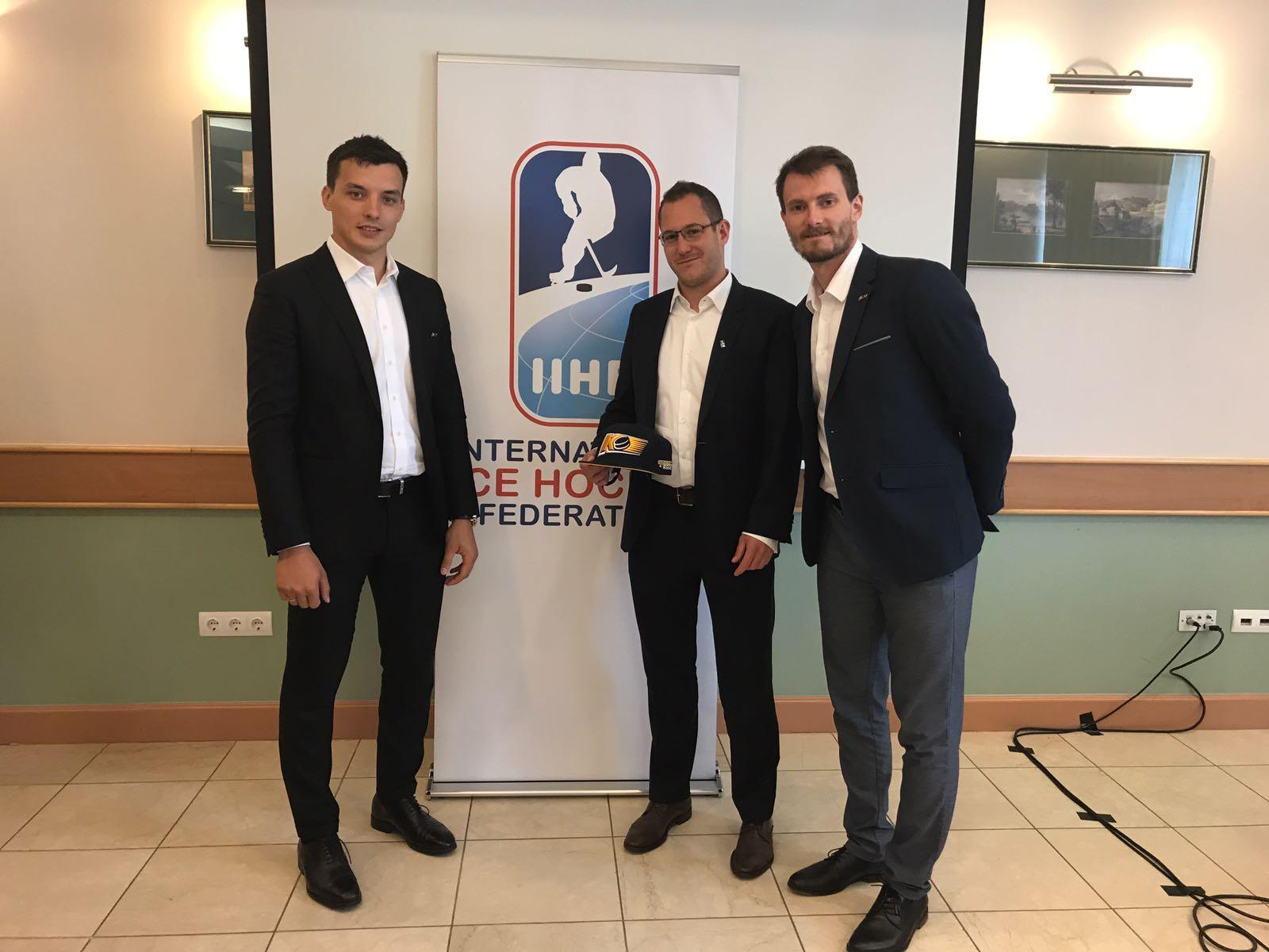 Hokeja klubs Kurbads arī šogad rīkos Kontinentālā kausa turnīru!