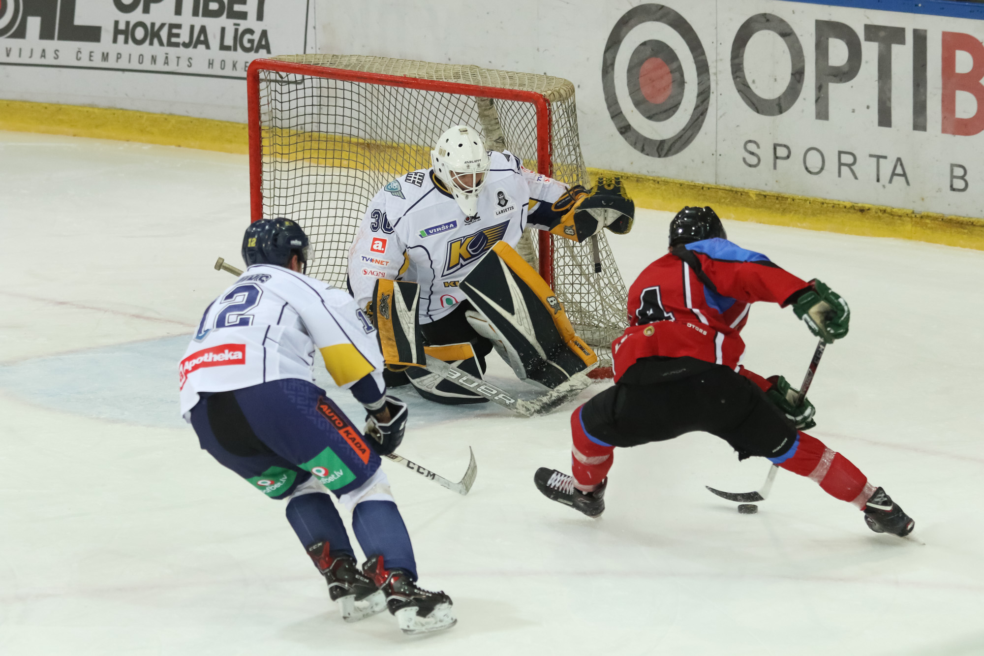 Amber cup otrajā spēlē uzvaram Zemgale/LLU