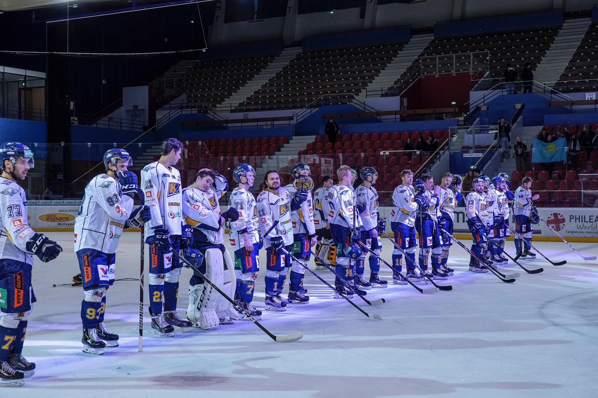 Latvijas simtajā dzimšanas dienā turnīru noslēdzam ar skaistu uzvaru pār Lionu!