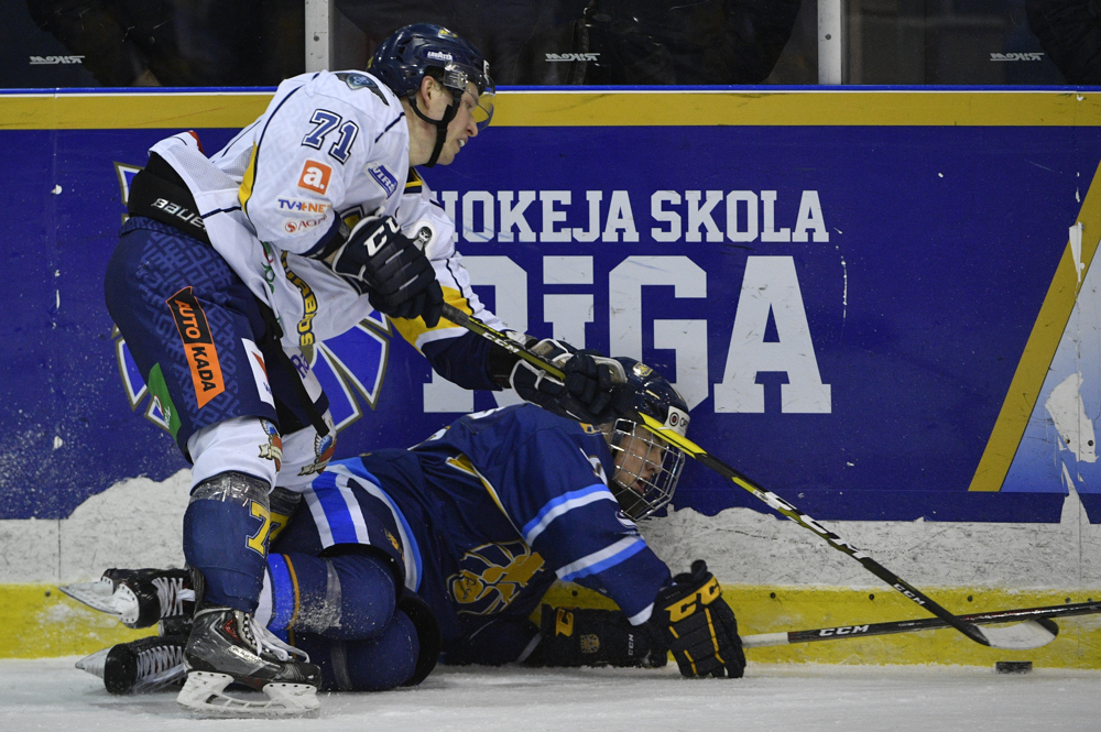 18.12.22 Kurbads vs Rīga (3-1)