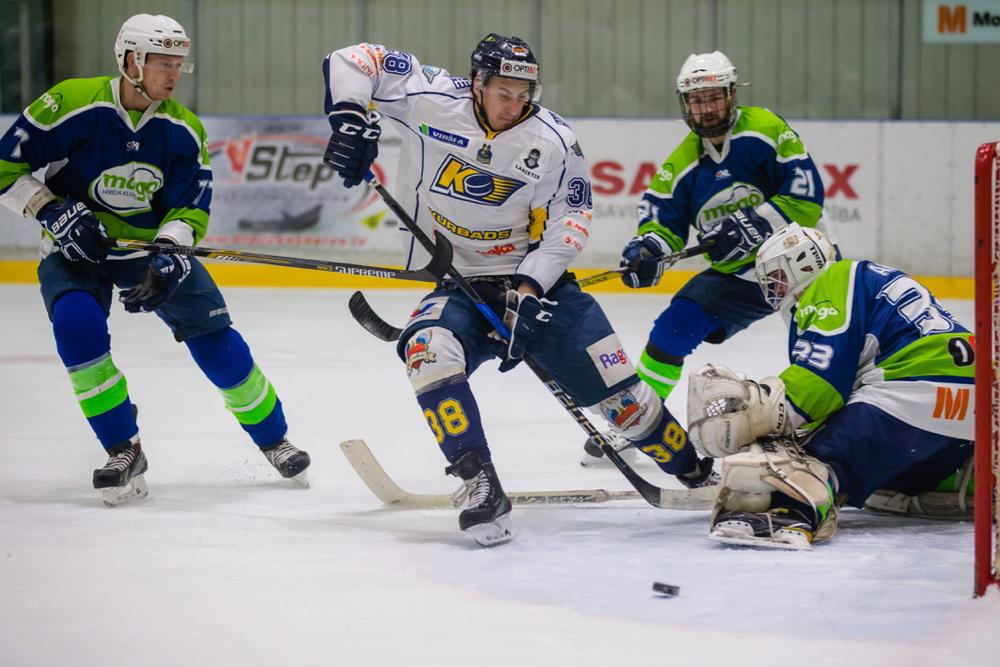 Hokeja klubam Kurbads pievienojas Martins Lavrovs!