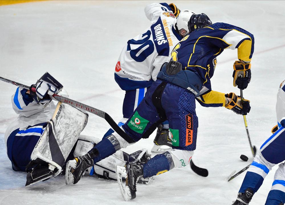 19.11.14 HK Kurbads vs HS Rīga (9-0)