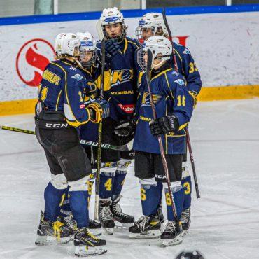 """Hokeja klubs """"Kurbads"""" debitēs Igaunijas augstākajā hokeja līgā"""